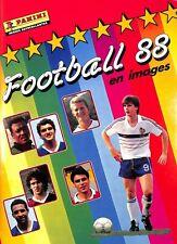 Album Panini Football 1988