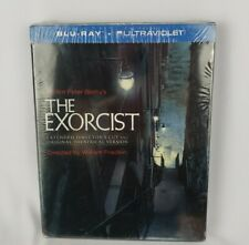 The Exorcist:40th Anni.Blu-ray Director's Cut+Theatrical Version 3-Disc Set NEW