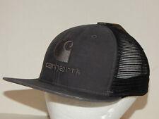 Carhartt Grayling Trucker Cap / Hat Adjustable Snapback Mesh 103458 001