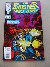 Punisher  War Zone 17 .  Marvel 1993 -   VF - minus