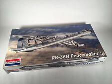 2008 MONOGRAM RB-36H Peacemaker 1/72 Scale Model. NEW