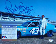 Richard Petty Signed  Autographed 8x10 Photograph PSA Certified