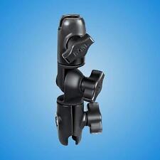 "RAM Mount Double Socket Swivel Arm for 1"" Phone Mount Balls (RAP-B-200-2U)"