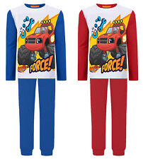 Blaze & the Monster Machines Pyjamas Pjs Cotton