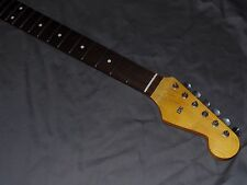22 JUMBO Relic Fender Lic maple Neck willfit stratocaster strat usa warmoth body