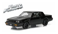 "Buick Grand National GNX ""Black"" 1987 (Greenlight 1:43 / 86231)"