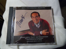 DEREK HAN PLAYS RACHMANINOV - ROYAL PHILHARMONIC. RPO SP 010, 2006 CD SIGNED