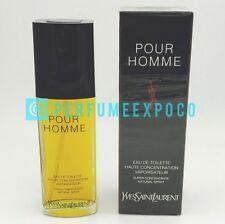 YSL POUR HOMME Yves Saint Laurent 1.6oz-50ml SUPER CONCENTRATE Spray Men (WH