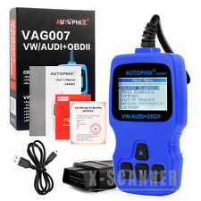 Autophix VAG007 For VW Audi Skoda Car Scanner Diagnostic Tool Scan Code Reader