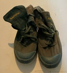 REMINGTON WADING SHOES, SIZE 13, GOOD CONDITION, FELT INTACT ON SOLES