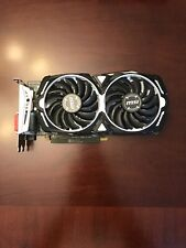 MSI Armor Radeon RX 570 4GB Graphics Card - Tested and Verified