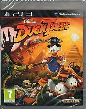Cuentos de pato: juego remasterizado PS3 (Ducktales) ~ Nuevo/Sellado