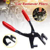 Exhaust Pipe Hanger Grommet Remover Removal Pliers Stretcher Garage Hand Tool