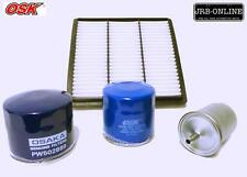 FILTER SERVICE KIT - GREAT WALL X240 4G69S4N OIL AIR FUEL FILTER 2.4L PETROL