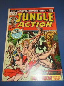 Jungle Action #4 Bronze age Fine- Beauty