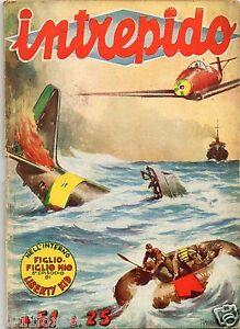 intrepido 1951 n.51  intrepido n. 51 anno 1951 Raro 1° edizione 1951 ed.Universo