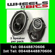Vibe slick57-v1 12.7cmx17.8cm 210 Watt Voiture Haut-parleurs pour Ford Jaguar