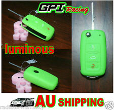 VW Key remote Silicone Case Cover Golf Polo Boro Beetle Touran MK4 Mk5  GTI