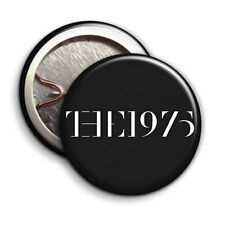 The 1975 - Black Logo - Button Badge - 25mm 1 inch - Matthew Matty Healy