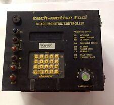 TECH MOTIVE * CS400 MONITOR CONTROLLER * 480400-01001