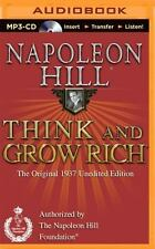 Think and Grow Rich (1937 Edition) : The Original 1937 Unedited Edition by...
