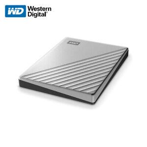 Western Digital My Passport Ultra 1TB 2TB 4TB External Hard Drive USB-C USB 3.1