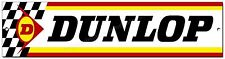 DUNLOP TYRES METAL SIGN,RETRO,GARAGE METAL SIGN,WORKSHOP SIGN.