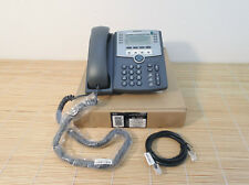 NEU Cisco SPA509G 12-Line IP Phone with 2-Port Switch PoE NEW OPEN BOX