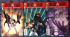 Justice League: Gods and Monsters #1-3 + one-shots Bruce Timm J.M. DeMatteis