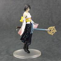 #FA2071 SQUARE-ENIX Final Fantasy Trading Arts figure Yuna