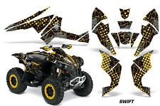 AMR Racing CanAm Renegade500/800/1000 Graphic Kit Wrap Quad Decal ATV All SWIFT