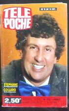 Télé poche 10/10/1979; Stéphane Collaro/  Roman-Photo avec Yves Mourousi