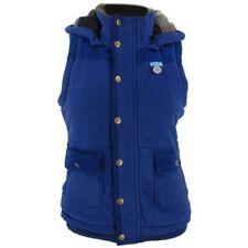 Manteaux et vestes bleu en polyester pour femme