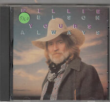 WILLIE NELSON - yours always CD