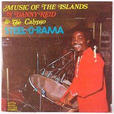 DANNY REID & CALYPSO STEEL-O-RAMA: Music of Islands PRIVATE Vinyl LP