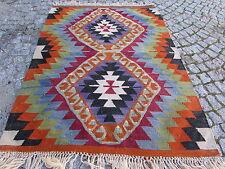 "Anatolian Turkish kayseri Nomads Kilim rug 32"" x 44"" Area Rug Kelim Carpet"