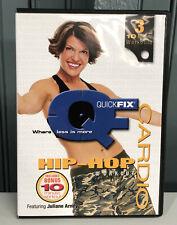 juliane Arney Hip-Hop Cardio Quickfix Workout DVD