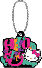 Hello Kitty Graffiti Rock Key Cap - Sanrio - 2012