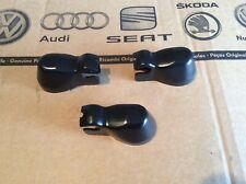 GENUINE VW MK2 GOLF GTI, G60, RALLYE, JETTA MK2 GENUINE WIPER ARM NUT CAPS x3