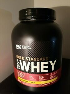 Optimum Nutrition Gold Standard 100% Whey Protein Isolate 5lbs Banana Cream