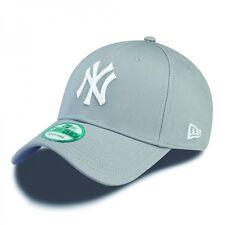 New Era Cap 9FORTY League Basic NY Yankees Grey/White