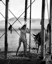 8x10 Print Raquel Welch Hannie Caulder 1972 #RW909
