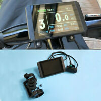 36/48V LCD8H Meter With 5pins Waterproof Connector For Ebike KT Display
