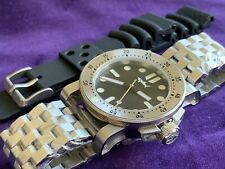 Shark Diver 500m Automatic 🇬🇧 Watch NH35 50ATM Water Resistant 44mm Boxed