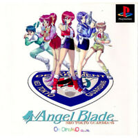 USED PS1 PS PlayStation 1 Angel blade 00033 JAPAN IMPORT