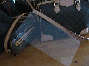 Handmade Base Shaper Liner for Louis Vuitton Speedy 25 30 35 Neverfull PM GM