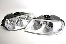 DEPO Bi-Xenon Headlights Pair For VW Touareg 02-10 7L6941017AP