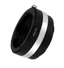 PK(A)-NEX Objektivadapter Pentax K PK(A) Objektiv an Sony E-Mount NEX Kamera