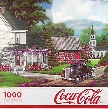 Coca-Cola Country Jigsaw Puzzle, 1000-Piece - Brand New!