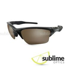 Dark Brown Polarized Replacement lenses for Oakley Half Jacket 2.0 XL